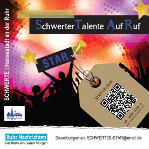 """""""STAR""""-Logo by Simone Hilgers-Rechte für BP und Hanseverein erlaubt!"""
