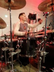 """Drummer """"Halber Liter""""- Bildrechte BP"""