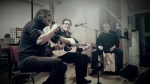 Bildrechte BP-Musik mit Gaetano Milanese-Gregorio Greco u. Jörg Przystow