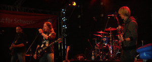 Foto Homepage der Band