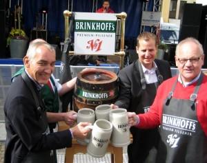 Fassanstich Pannekaukenfest-Foto by BP