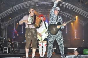 """Ringo Show""- Bildrechte BP Moderation-Foto Karsten Kloss"