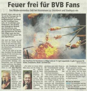 Ruhr Nachrichten v. 28.03.2014