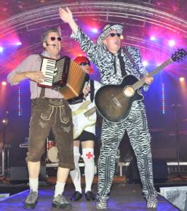 """Ringo Show""-Bildrecte BP Moderation-Foto Karsten Kloß"