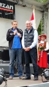 Bürgermeister Heinrich Böckelühr-Foto BP