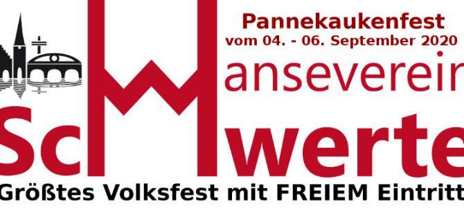 Pannekaukenfest 2020 Terminänderung! Jetzt vom 04.-06. September 2020!